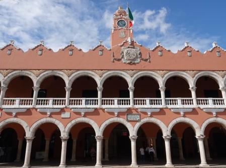 Mérida - Plaza Grande - Palacio Municipal