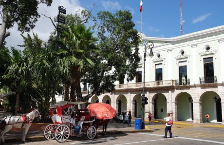 Merida - Plaza Grande