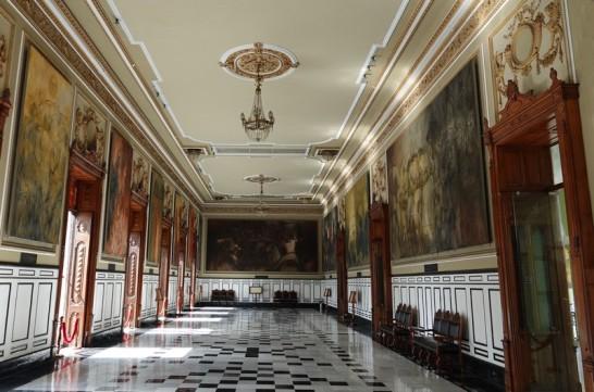Merida - Plaza Grande - Palacio de Gobierno
