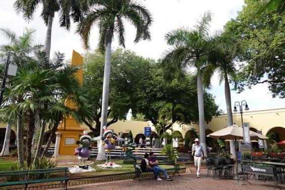 Mérida - Calle 60 - Parc Santa Anna