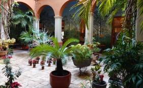 Mérida - Paseo de Montejo - Bel hôtel