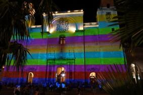 Mérida - Nuit Blanche - Cathédrale