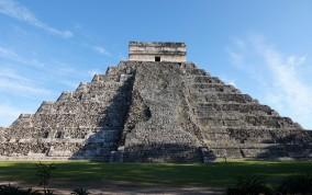 Chichen Itza - Site archéologique - Pyramide de Kukulcan