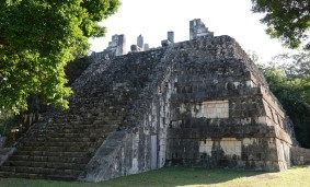 Chichen Itza - Site archéologique - Temple de la Grande Table