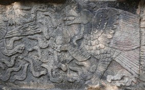 Chichen Itza - Site archéologique - Las Aguilas