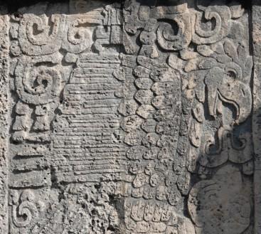 Chichen Itza - Site archéologique - Aigle
