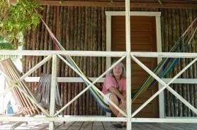 Bermudian Landing - Nature Resort - Hamac de notre bungalow