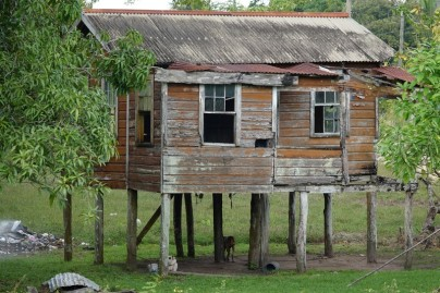 Bermudian Landing - Vieille maison traditionnelle