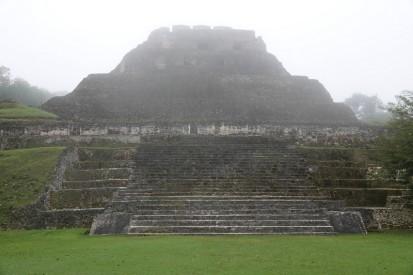 Site de Xunantunich - Castillo