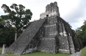 Tikal - Gran Plaza