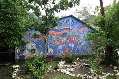 Barra Lampara - Collège Ak Tenamit