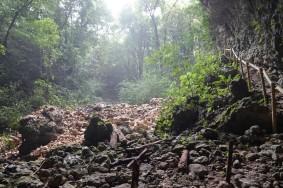 Barra Lampara - Rando vers le village maya Gran Plan Tatin - Cueva del Tigre