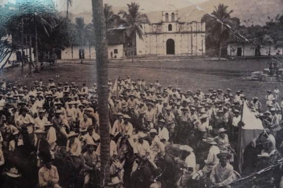 Museo Digital de Copan - Images d'archives, 1893