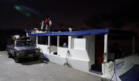 Livingston - Embarquement pour Puerto Barrios !