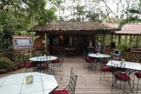 Copan - Macaw Mountain Bird Park - Caféteria
