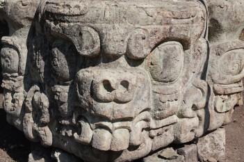 Site archéologique des Ruines de Copan - Jaguar