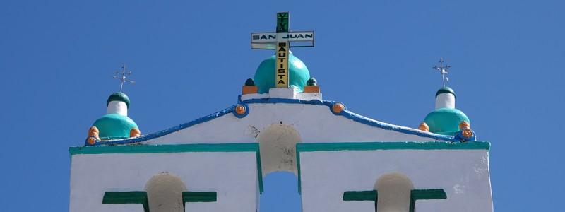 Les surprenants rites religieux des Indiens tzotziles, à San JuanChamula