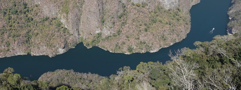 Splendide canyon del Sumidero!