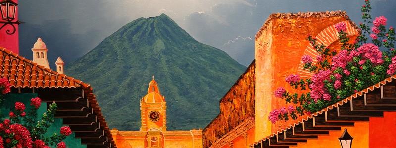 Dernière balade à Antigua, du Cerro de la Cruz au couvent SantoDomingo