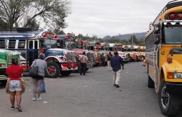 Antigua - Gare routière