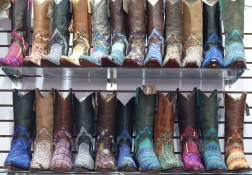 Antigua - Belles bottes !