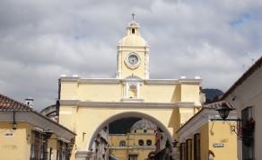 Antigua - Arche Santa Catalina