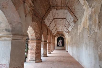 Antigua - Église et couvent de la Merced
