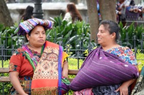 Antigua - Parque Central
