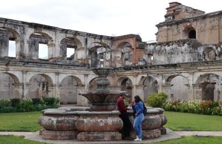 Antigua - Couvent de Santa Clara