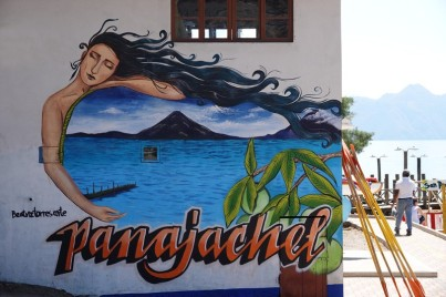 Lac Atitlan - Panajachel