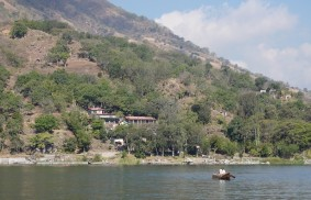 Entre Santiago et San Pedro