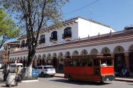 San Cristobal de Las Casas - Vers le Zocalo