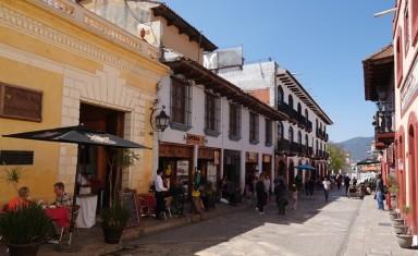 San Cristobal de Las Casas - Real de Guadalupe