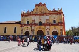 San Cristobal de Las Casas - Cathédrale