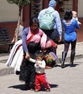 San Cristobal de Las Casas - Rue piétonne