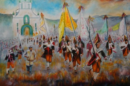 San Cristobal de Las Casas - Na Bolom - Tex