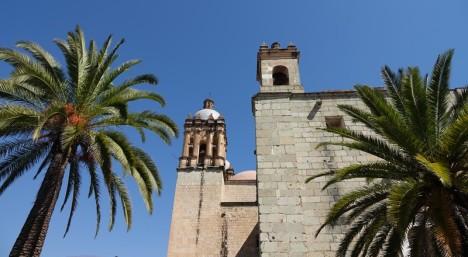 Oaxaca - Templo de Santo Domingo