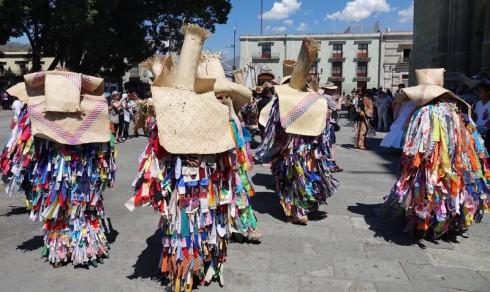 Oaxaca - Présentation du Carnaval