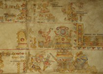 Oaxaca - Museo de las Culturas (Santo Domingo) - Codex