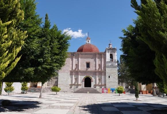 Mitla - Eglise San Pablo