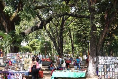 Santa Ana - Parque Libertad