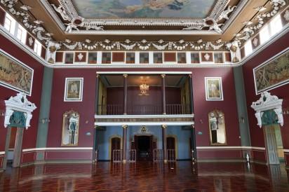 Santa Ana - Théâtre