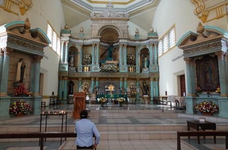 Santa Ana - Eglise El Calvario