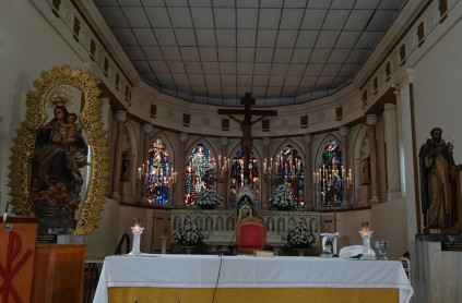 Santa Ana - Eglise Nuestra Senora del Carmen
