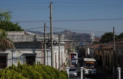 Santa Ana - Vue depuis l'Eglise Nuestra Senora del Carmen
