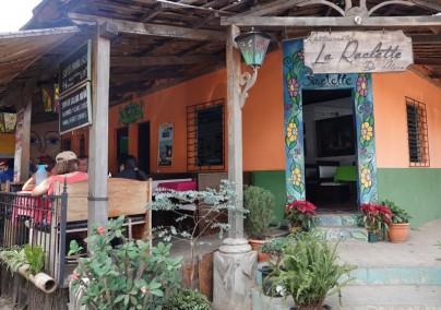 """Route des Fleurs - Ataco - Restaurant """"La Raclette"""" !"""