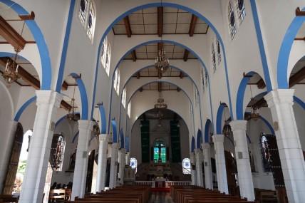 Route des Fleurs - Juayua - Eglise
