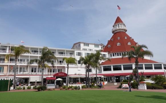 San Diego - Ile Coronado - Hotel del Coronado