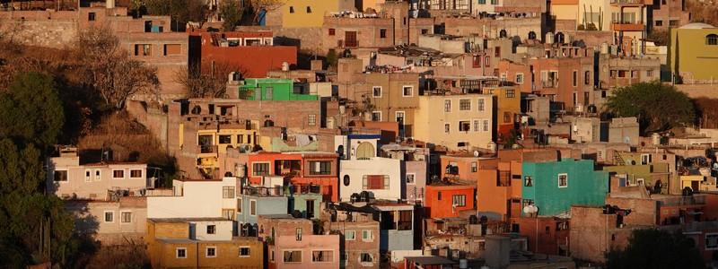 Guanajuato, une jolie petite ville coloniale aux maisonsmulticolores