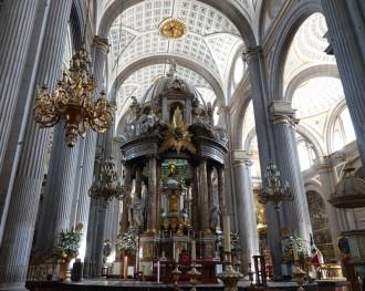 Puebla - Cathédrale
